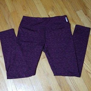 RBX Printed Capri Length Yoga Leggings